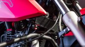 TVS Apache RTR 200 4V oil cooler radiator launched