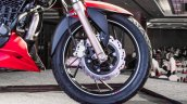 TVS Apache RTR 200 4V petal disc brake launched
