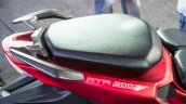TVS Apache RTR 200 4V rear seat handles launched
