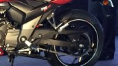 TVS Apache RTR 200 4V rear wheel live
