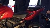 TVS Apache RTR 200 4V seat live