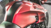 TVS Apache RTR 200 4V tank scoops launched
