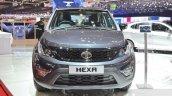 Tata Hexa Tuff front at Geneva Motor Show 2016
