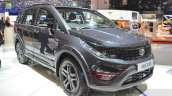 Tata Hexa Tuff front three quarters at Geneva Motor Show 2016