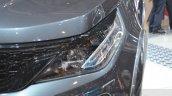 Tata Hexa Tuff headlamp at Geneva Motor Show 2016