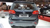 Tata Hexa Tuff rear at Geneva Motor Show 2016