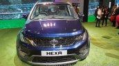 Tata Hexa front fascia at Auto Expo 2016