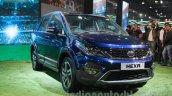 Tata Hexa front quarter at Auto Expo 2016