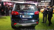 Tata Hexa rear at Auto Expo 2016