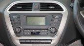 Tata Zica modified center console Auto Expo 2016