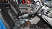 Tata Zica modified dashboard Auto Expo 2016