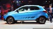 Tata Zica modified profile Auto Expo 2016