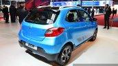 Tata Zica modified rear quarter Auto Expo 2016