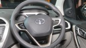 Tata Zica modified steering Auto Expo 2016