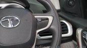 Tata Zica modified steering wheel Auto Expo 2016