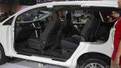 Toyota Innova Crysta cut section at Auto Expo 2016