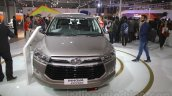 Toyota Innova Crysta front at Auto Expo 2016