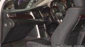 Toyota Innova Crysta interiors at Auto Expo 2016