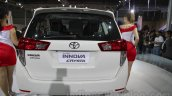 Toyota Innova Crysta rear at Auto Expo 2016