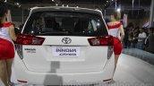 Toyota Innova Crysta rear at Auto Expo 2016