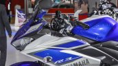 2015 Yamaha R3 at Auto Expo 2016