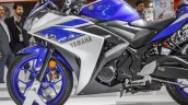 2015 Yamaha R3 fairing at Auto Expo 2016