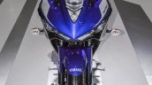 2015 Yamaha R3 front at Auto Expo 2016