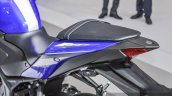 2015 Yamaha R3 pillion seat at Auto Expo 2016