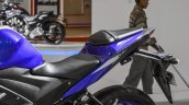2015 Yamaha R3 seats at Auto Expo 2016