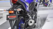 2015 Yamaha R3 tail lamp at Auto Expo 2016