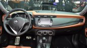 2016 Alfa Romeo Giulietta (facelift) dashboard at the 2016 Geneva Motor Show