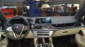 2016 Alpina B7 Bi-Turbo dashboard at the 2016 Geneva Motor Show Live