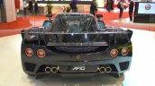 2016 Arash AF10 rear at the 2016 Geneva Motor Show Live