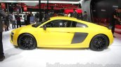 2016 Audi R8 side at the Auto Expo 2016
