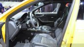 2016 Audi S4 Avant front seats at 2016 Geneva Motor Show