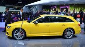 2016 Audi S4 Avant side at 2016 Geneva Motor Show
