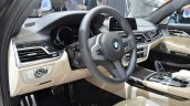 2016 BMW 7 Series M760Li xDrive interior at the 2016 Geneva Motor Show Live
