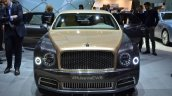 2016 Bentley Mulsanne EWB (facelift) at the 2016 Geneva Motor Show Live