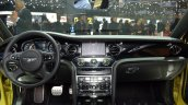2016 Bentley Mulsanne Speed (facelift) dashboard at the 2016 Geneva Motor Show Live