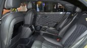2016 Bentley Mulsanne Speed (facelift) rear seat at the 2016 Geneva Motor Show Live