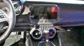 2016 Chevrolet Camaro SS (Auto Expo 2016) centre console