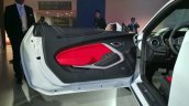 2016 Chevrolet Camaro SS (Auto Expo 2016) door panel