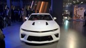 2016 Chevrolet Camaro SS (Auto Expo 2016) front elevated view