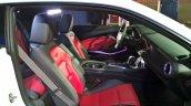 2016 Chevrolet Camaro SS (Auto Expo 2016) front seats