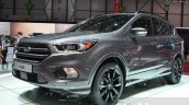 2016 Ford Kuga (facelift) front three quarter at the 2016 Geneva Motor Show Live