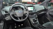 2016 Ford Kuga (facelift) interior at the 2016 Geneva Motor Show Live