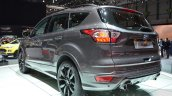 2016 Ford Kuga (facelift) rear three quarter at the 2016 Geneva Motor Show Live