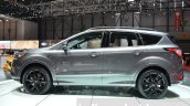 2016 Ford Kuga (facelift) side at the 2016 Geneva Motor Show Live