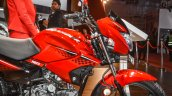 2016 Hero Glamour body graphics at Auto Expo 2016