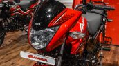 2016 Hero Glamour headlamp at Auto Expo 2016